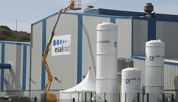 Esal Rod Alloys, S.A. - Avilés